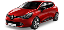 Renault Clio 4 RENT A CAR